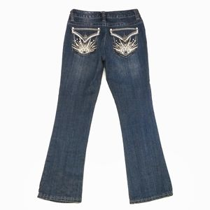 NINE WEST BOOT CUT JEANS